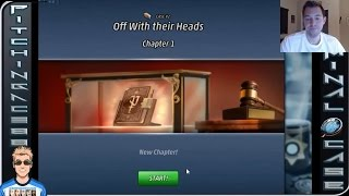 Criminal Case World Edition - Case #2 - Off With Their Heads - Chapter 1