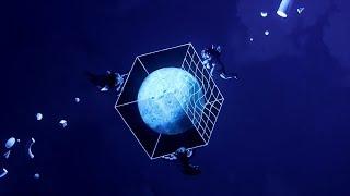 Работа Невидимой флуоресцентной краской AKRIL-INVISIBLE