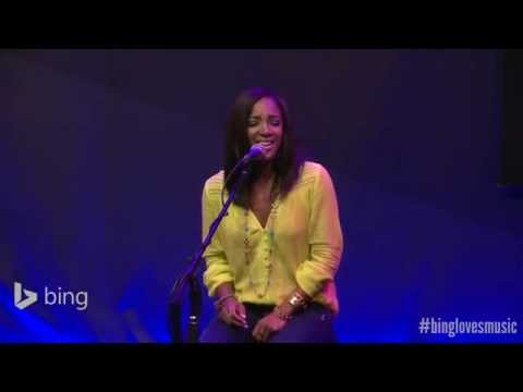 Mickey Guyton - Forever Love (Bing Lounge)