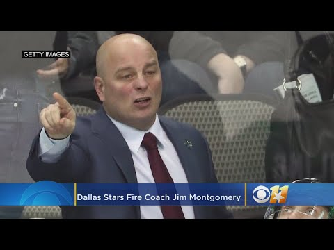 Jeff K - Dallas Stars Dismiss Head Coach Jim Montgomery