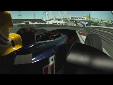Inside look @ Red Bull F1 Simulator w/Mark Webber