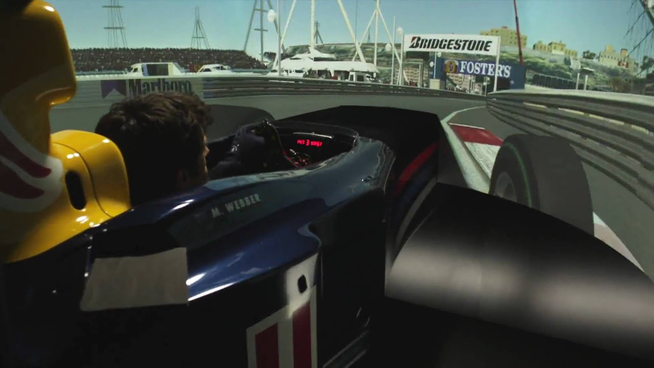 Red Bull Racing >> Inside look @ Red Bull F1 Simulator w/Mark Webber - YouTube