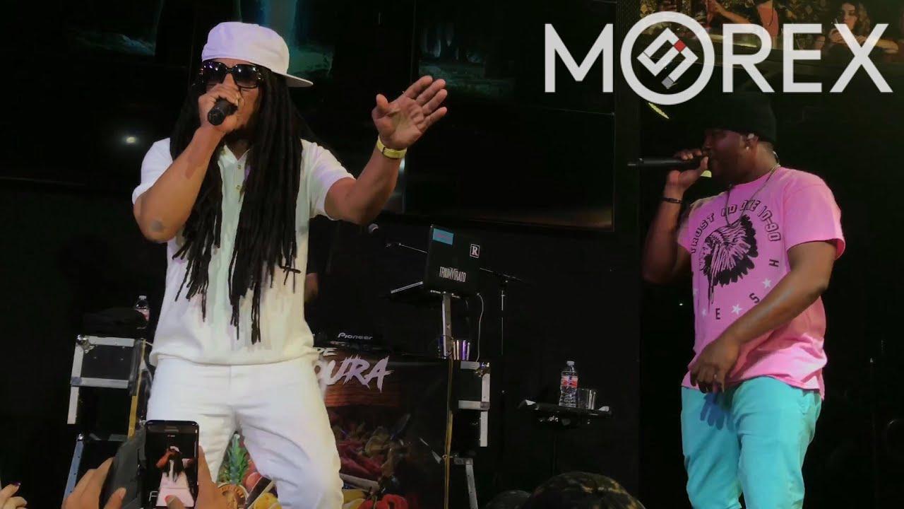 Tego Calderon Cuando Baila Reggaetón No Pasa De Moda Bandolero Medusa 2017 Dallas Youtube