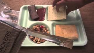 MRE: First Strike Ration (FSR) Part Two - Review of Meal One