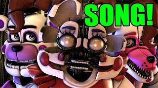"FNAF Song - Sister Location ""Soulless"" - Five Nights at Freddy's Animation Song"