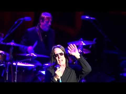 Todd Rundgren Fair Warning Hammersmith 6th April 2019 Mp3