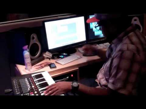 In Studio Session with Evan Brown & Music Mystro 11