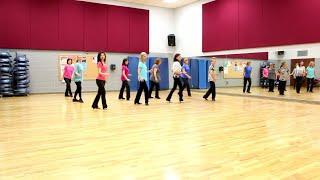 Love Me Love Me - Line Dance (Dance & Teach in English & 中文)