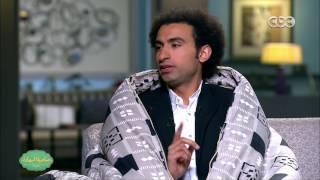 شاهد- علي ربيع يحكي قصة نسيانه أسماء الشخصيات في