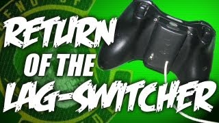 Call Of Duty Black Ops 2 :: Lag Switch Sniper Gameplay! BO2