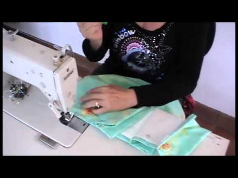 HOW TO MAKE PINCH PLEAT CURTAINS - Part 1 - YouTube