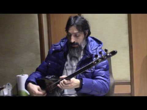 Heykel KCHOUK (Composer). Recording with Ismail TUNÇBILEK (virtuoso of the Bağlama)