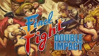 Final Fight Double impact  PS3 gameplay No Commentary
