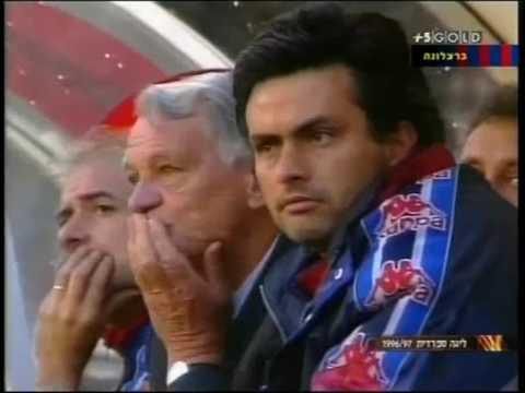 Season 1996/1997. Celta - FC Barcelona - 1:3
