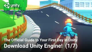 Gambar cover Download Unity Engine (Official Unity Tutorial)