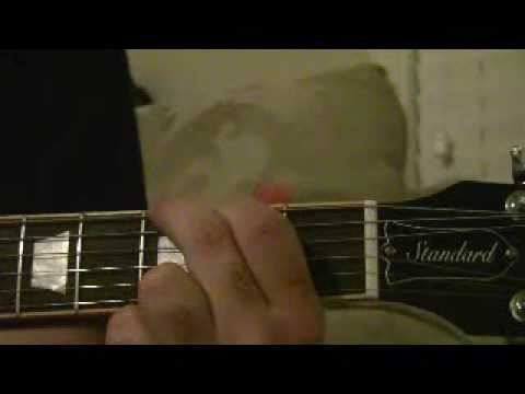 Simple Man Guitar Lesson Chords Only Youtube