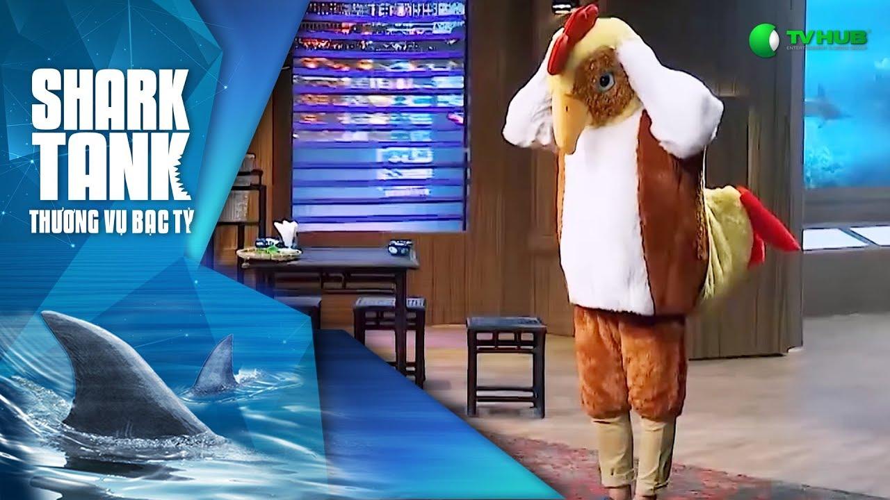 70.000 Chickens Raising Per Year And An ~250k USD Offer - Chicken Farm | Shark Tank Việt Nam