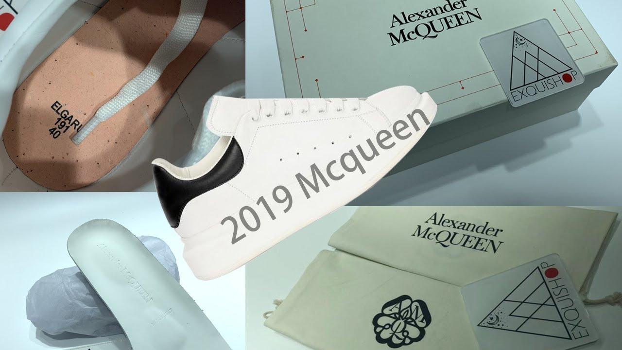 2019 Alexander Mcqueen New Packing