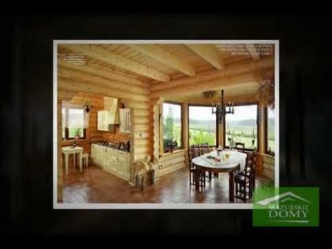 vous envisagez de construire une maison en bois mod les de chalets de pologne youtube. Black Bedroom Furniture Sets. Home Design Ideas