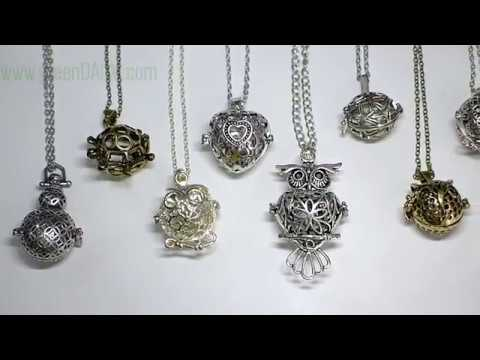 Diffuser Necklace Malaysia