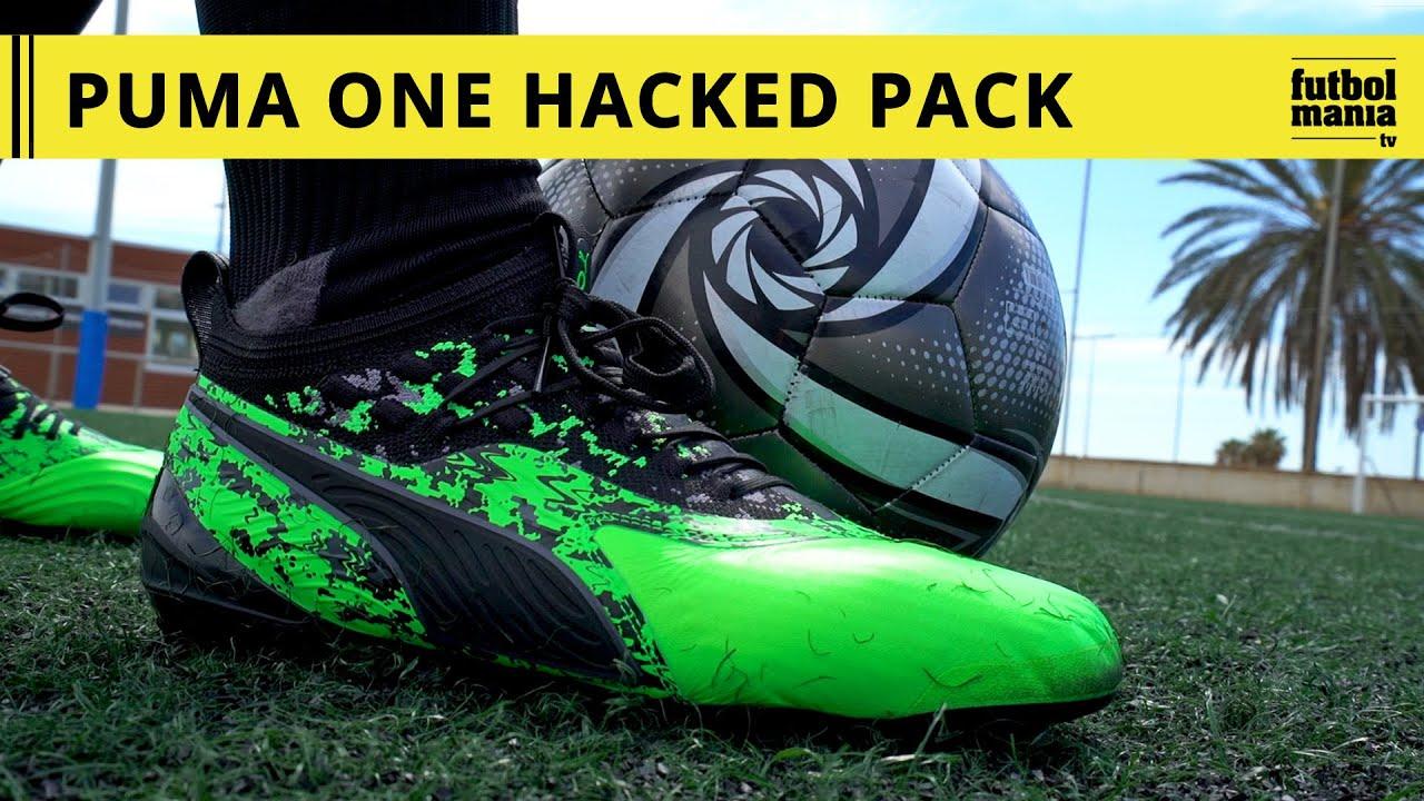 Nuevas botas de fútbol Puma One de la colección Power Up