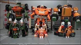 Tobot X K T Mini Robot Toys 또봇 X K T 미니 로봇 장난감 변신