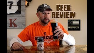 Maui Brewing Coconut Hiwa Porter - Beer Review - Mother Rucker USA - Bloopers - Veterans
