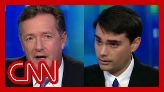 Guest Ben Shapiro debates Piers Morgan on gun control, and the need, or lack thereof, for assault weapons. For more CNN videos, check out ...