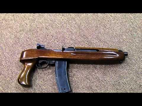 M1 .30 Caliber Handgun