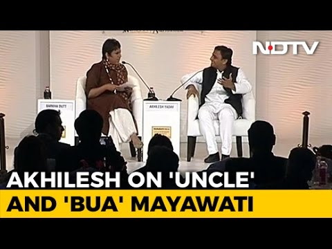 On 'Bua' Mayawati, 'Chacha' Shivpal And 'Uncle' Amar Singh - Can Akhilesh Yadav Break Free?