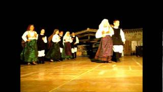Gruppo Mini Folk  Fordongianus S.Lussorio 2011 Video Franco Urraci