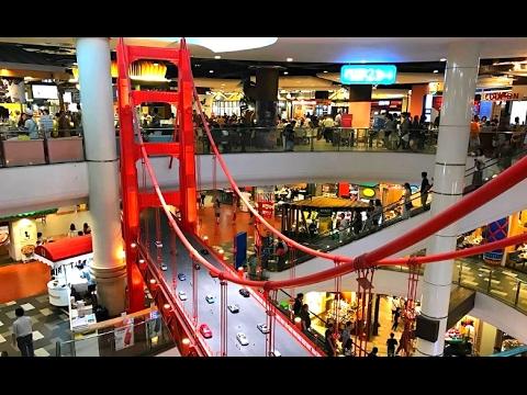 Terminal 21 - Amazing Shopping Mall in Bangkok - Thailand 2017