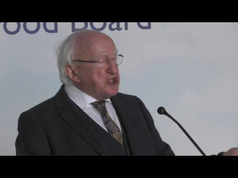 Speech by President Higgins at the Official Opening Of Bloom In The Phoenix Park 2017