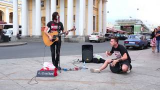 Video Nirvana – Drain you ( iStreetBand cover) download MP3, 3GP, MP4, WEBM, AVI, FLV Mei 2018