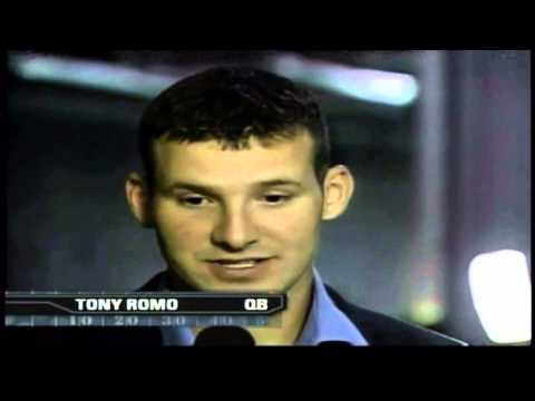 Romo to Witten TD for the First Time w/Brad & Charlie