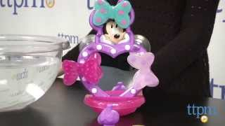Minnie Mouse Bow-rific Bath Vanity From Fisher-price