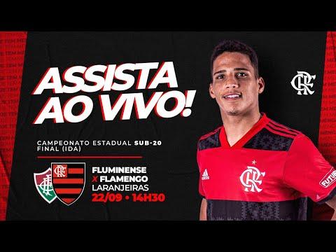 Fluminense x Flamengo AO VIVO | Campeonato Carioca Sub - 20 - Final - Jogo 1
