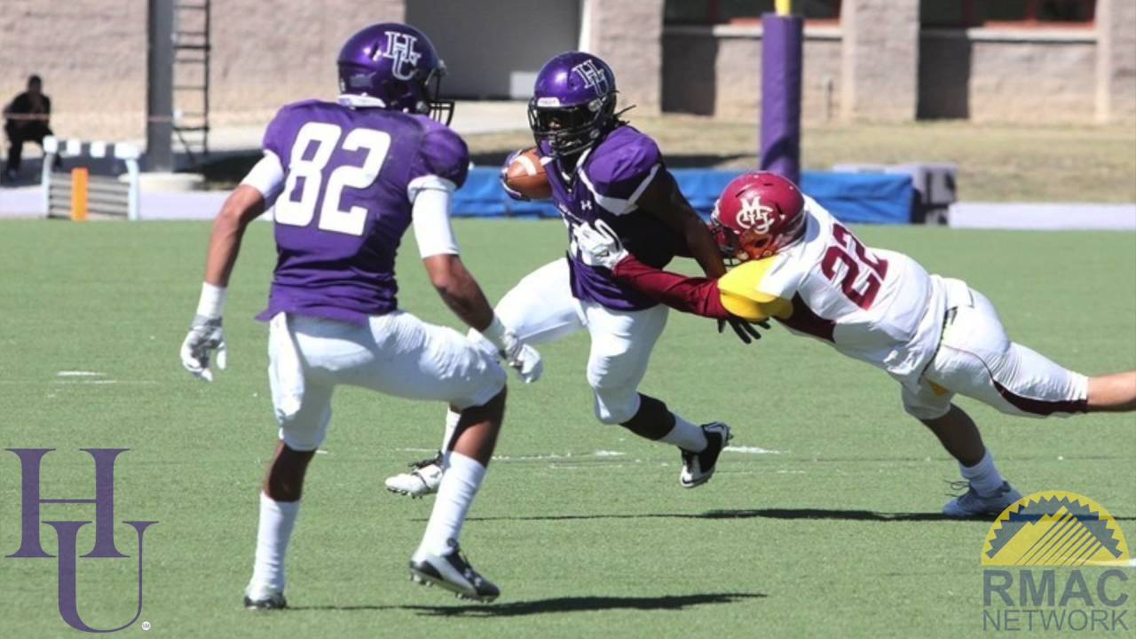 Rmackickoff New Mexico Highlands Football Media Day One On One