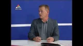 Гость студии - Валентин Андреев
