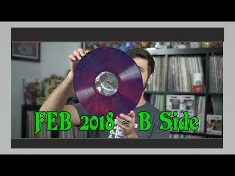 Too Many Records: February B-Side 2018