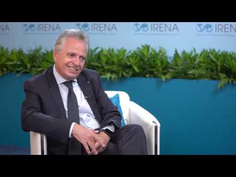 Director-General for Energy European Commission Dominique Ristori, at IRENA 9A