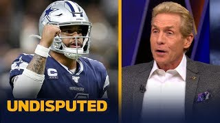 Dak Prescott is the most over-criticized quarterback in NFL history — Skip | NFL | UNDISPUTED