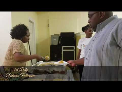 Beverly Vawters-Washington and Derrick Crawford