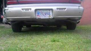 96 88 oldsmobile exhaust