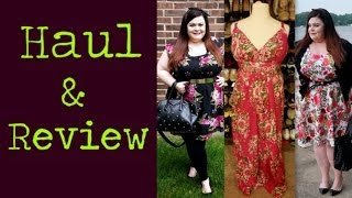 Plus Size Haul & Review: Yours Clothing Thumbnail