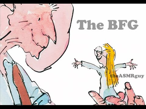 Reading The BFG #2 | Relaxation ASMR