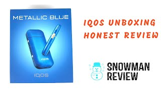 IQOS unboxing & Honest review
