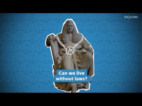 Could we live without laws?