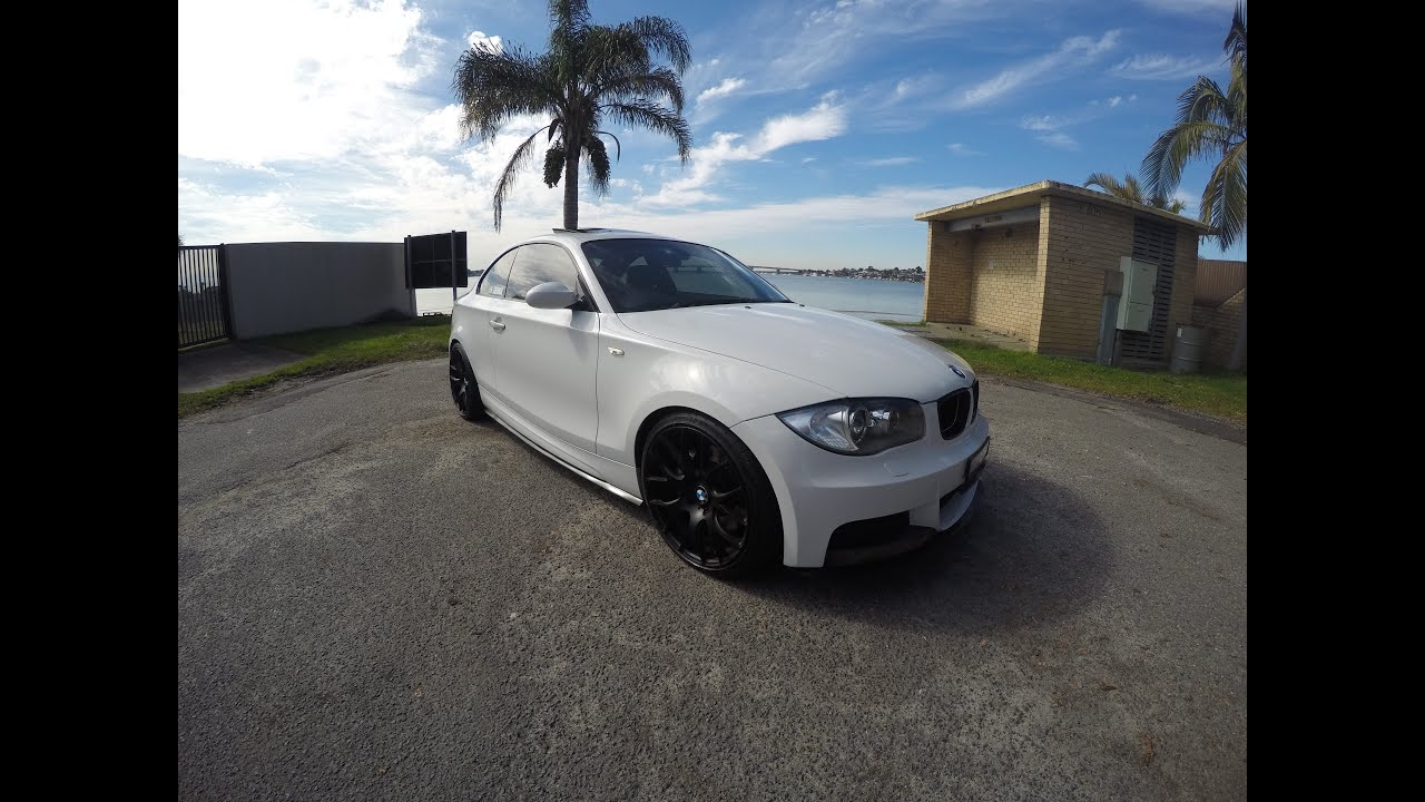 modified 400whp bmw 135i m sport youtube. Black Bedroom Furniture Sets. Home Design Ideas