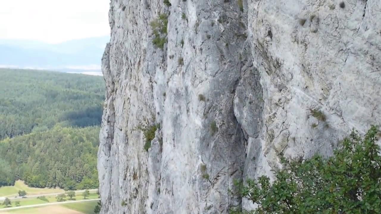 Klettersteig Türkensturz : Klettersteig wie schwierig ist b youtube